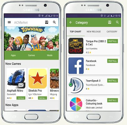 Find Even The Rarest of Android Apps Only On Ac Market